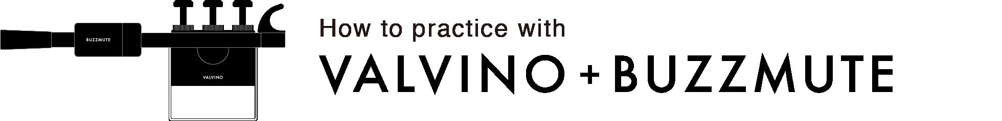 VALVINO練習法